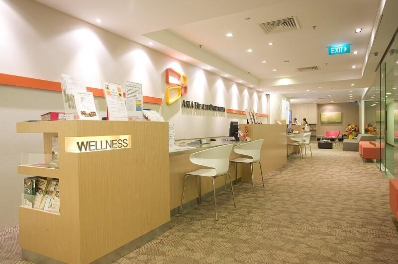 Asia Health Partners Pte Ltd