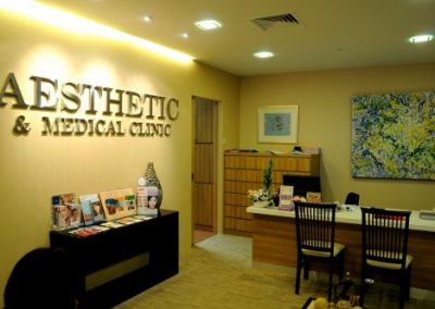 Aesthetic Medical Clinic Pte Ltd
