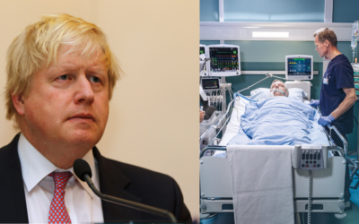 Breaking News: UK Prime Minister in ICU for Coronavirus