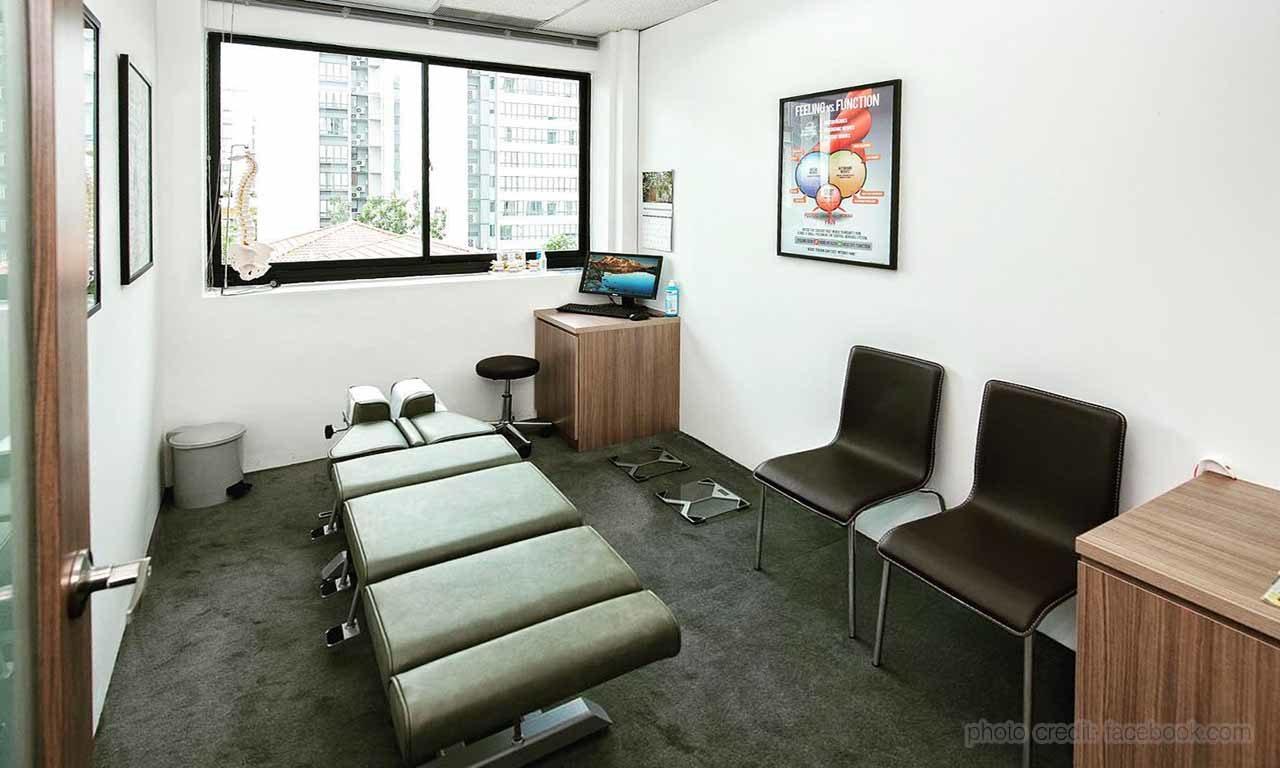 Balmoral Chiropractic Centre Pte Ltd