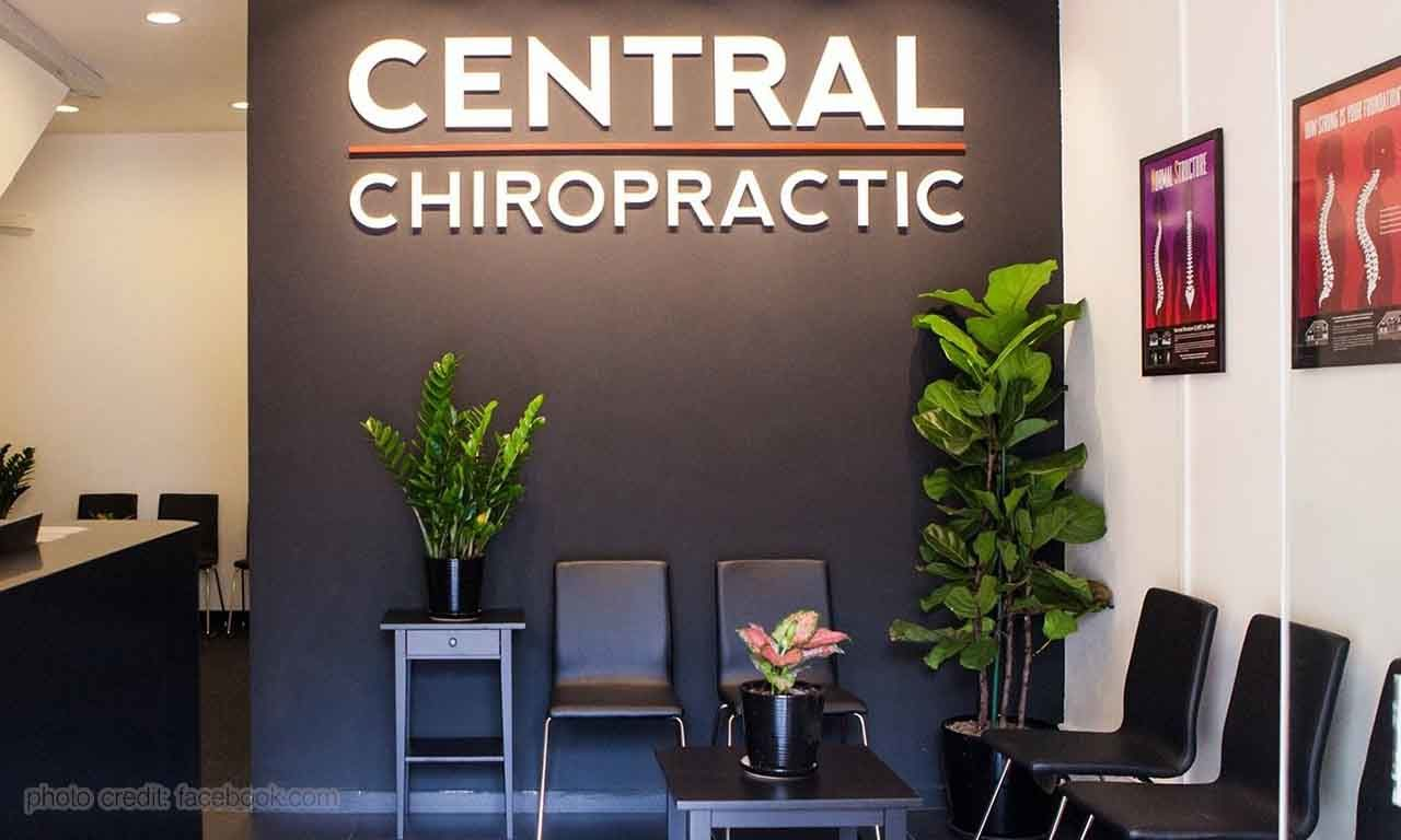 Central Chiropractic Singapore