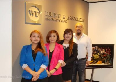 Dr. Wu & Associates Chiropractic Clinic Pte Ltd
