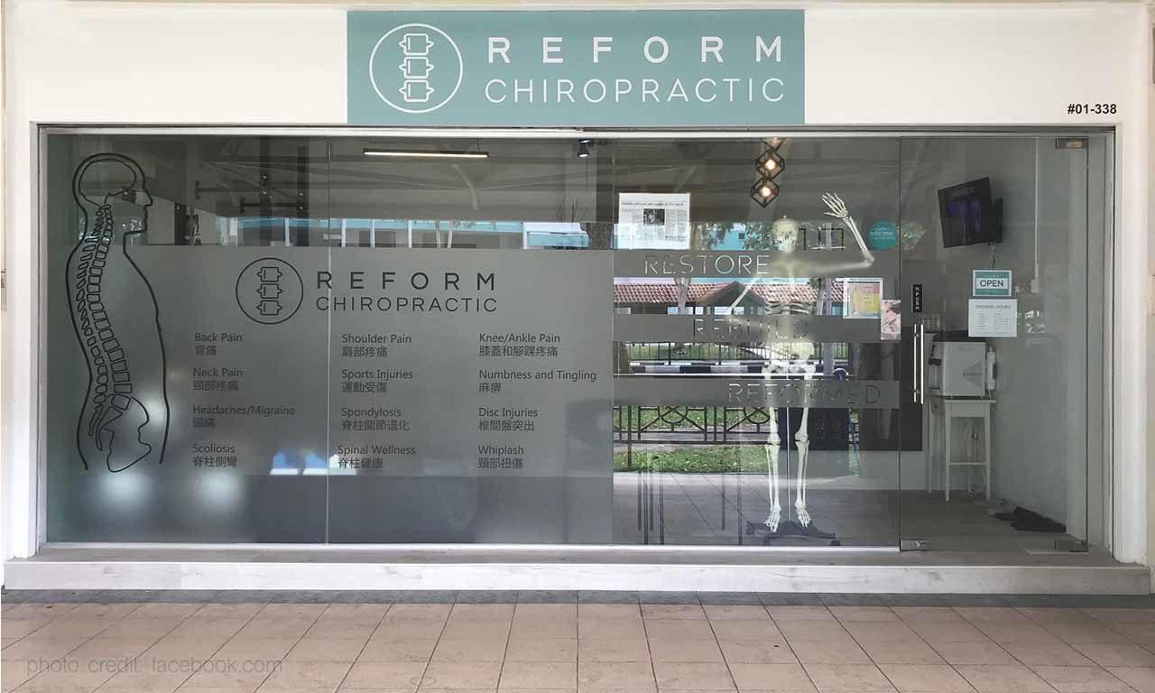 Reform Chiropractic
