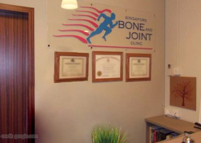 Singapore Bone and Joint Clinic Pte Ltd