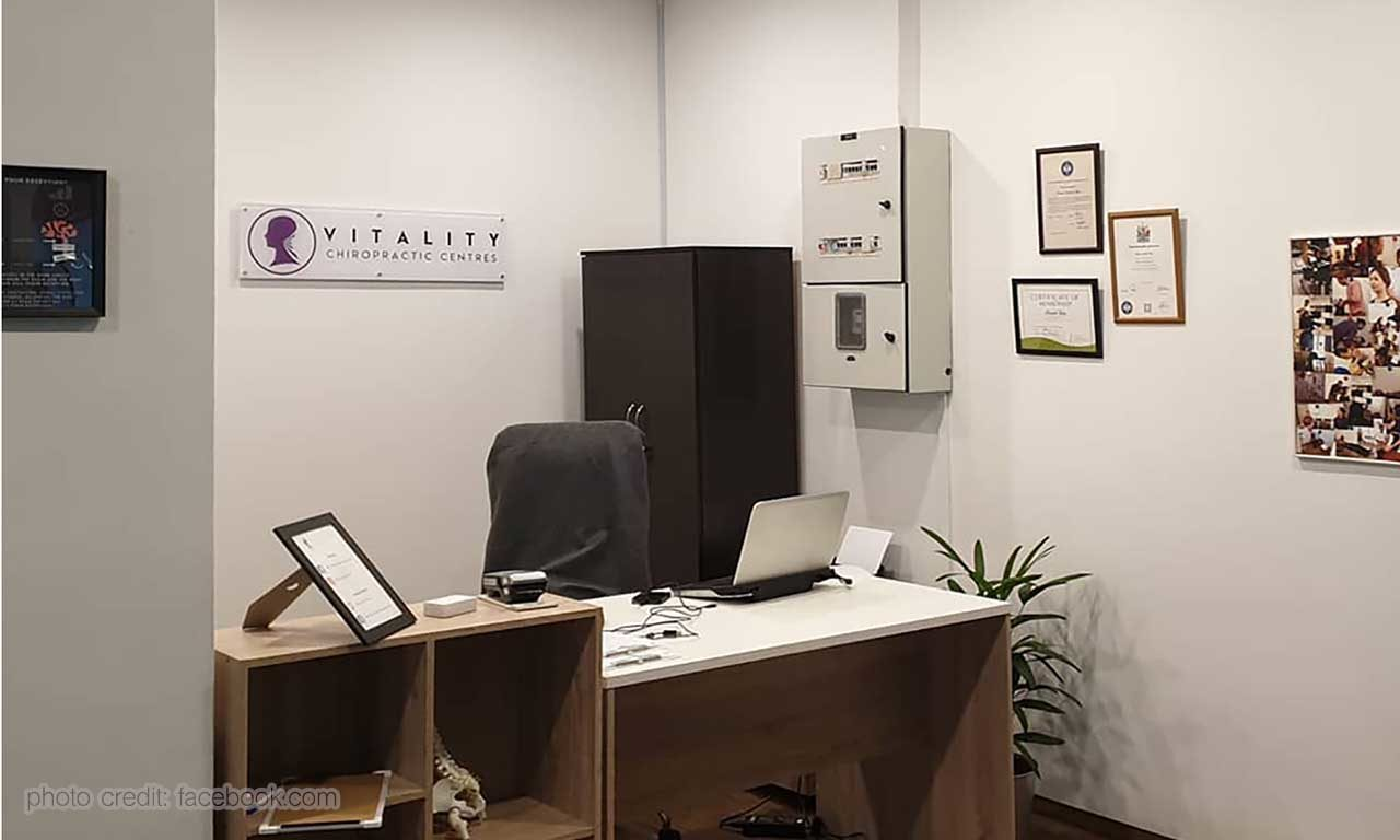 Vitality Chiropractic Centres