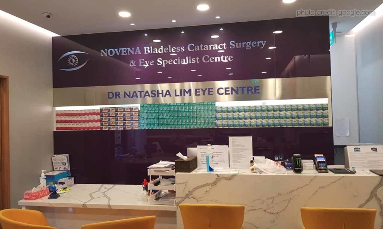 Dr. Natasha Lim Eye Centre