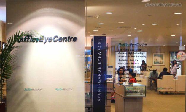 Raffles Eye Centre