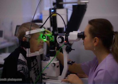 CH Low Specialist Eye Center